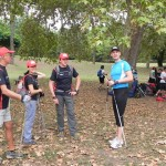 Le MARCHE all'International Nordic Walking Festival 2010