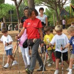 Le attività del International Nordic Walking Festival 2010