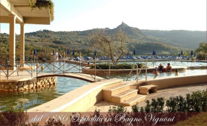 Nordic walking e relax in val d 39 orcia for O bagno vignoni