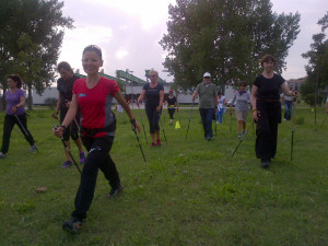 Jesi nordic walking