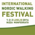 Cammino di Santiago Cuneese Alpi Marittime e International Nordic Walking Festival Nizza Monferrato 2016